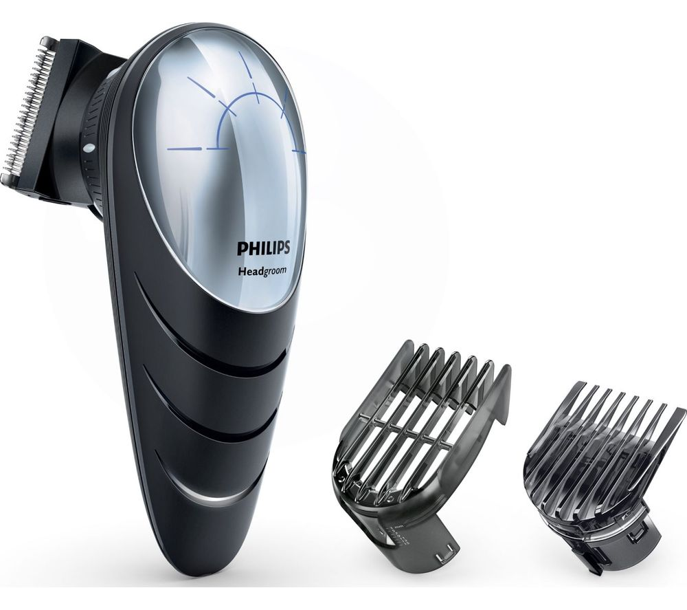 PHILIPS do-it-yourself QC5570/13 Hair Clipper - Black