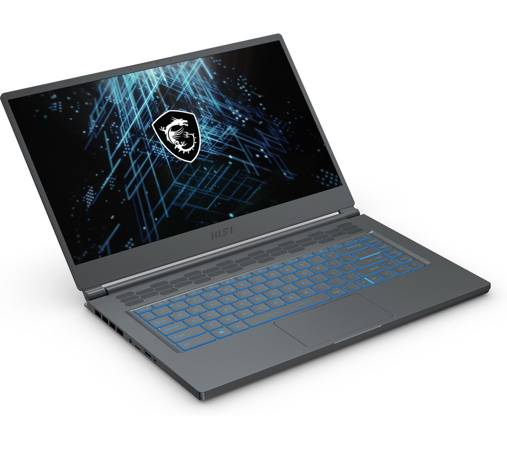 "Image of MSI Stealth 15M 15.6"" Gaming Laptop - Intel®Core™ i7, RTX 3060, 512 GB SSD"