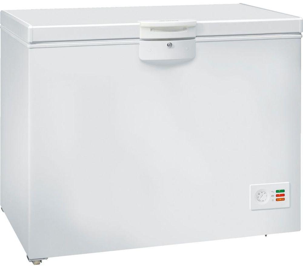 SMEG CO232E Chest Freezer - White, White