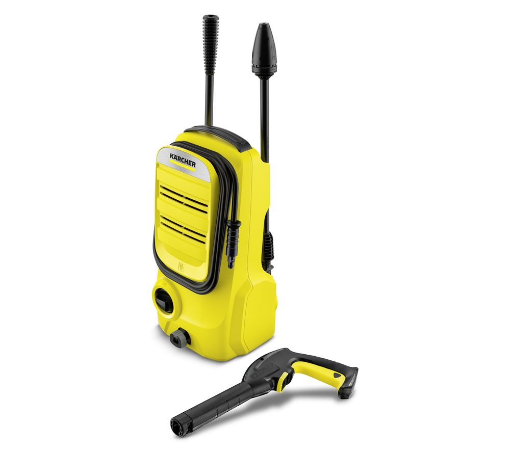 KARCHER K2 Compact Pressure Washer - 110 bar