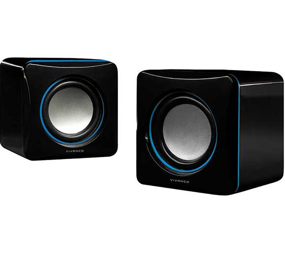 VIVANCO 31925 2.0 PC Speakers