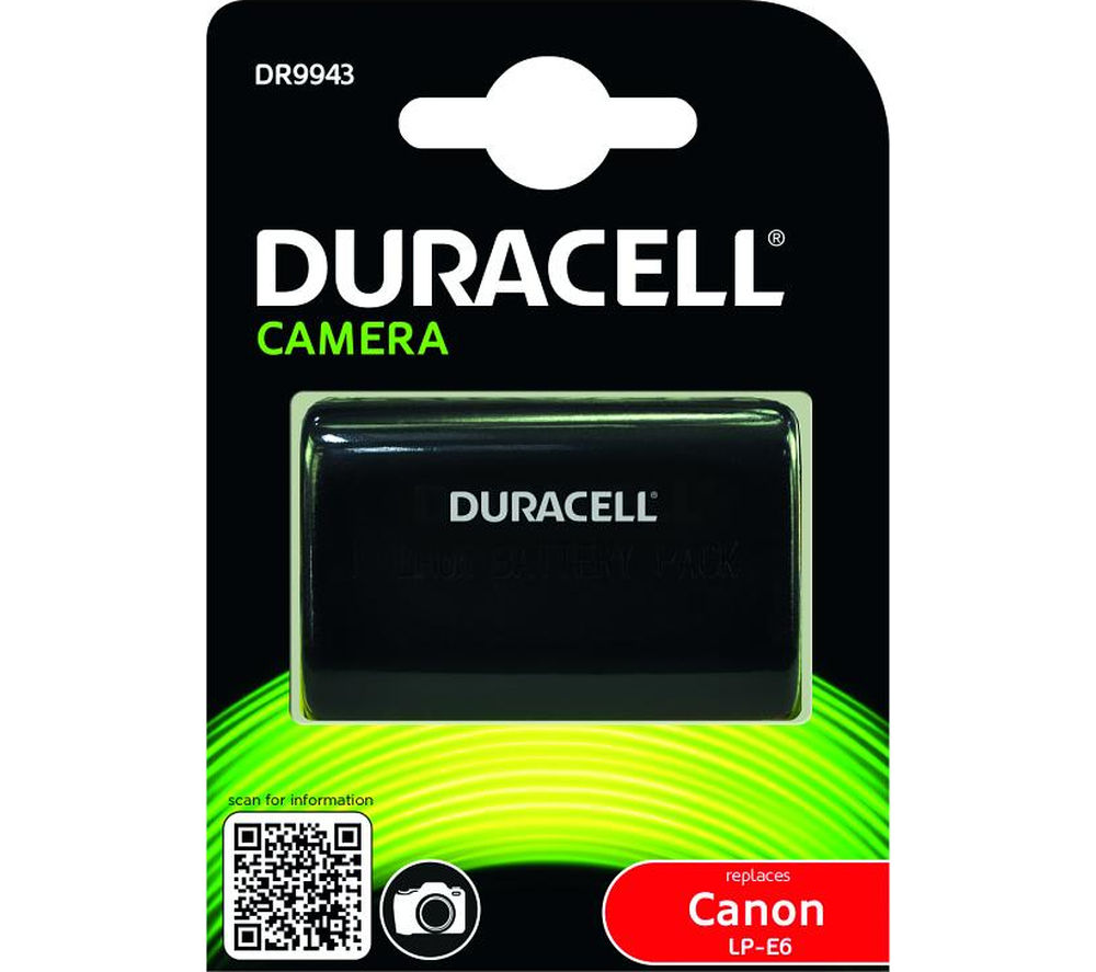 Compare retail prices of Duracell DR9943 Lithium-ion Rechargeable Camera Battery to get the best deal online
