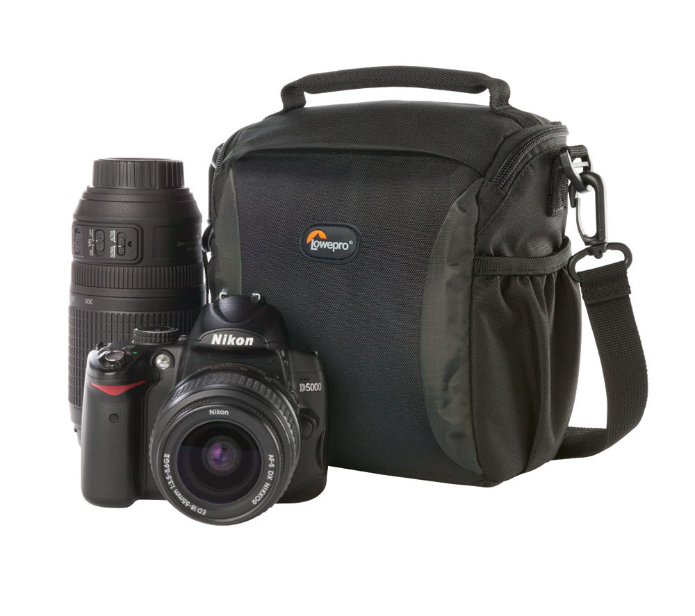 LOWEPRO Format 140 DSLR Camera Bag - Black