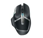 LOGITECH G602 Wireless Darkfield Gaming Mouse - Grey & Black