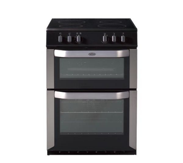 BELLING FSE60DO Electric Ceramic Cooker - Stainless Steel