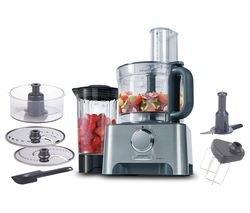 FDM781 Multipro Food Processor - Silver