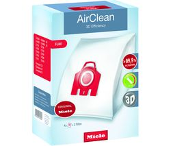 HyClean 3D Efficiency Dustbag FJM