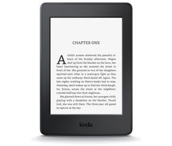 "Kindle Paperwhite 6"" 3G eReader - 4 GB, Black"