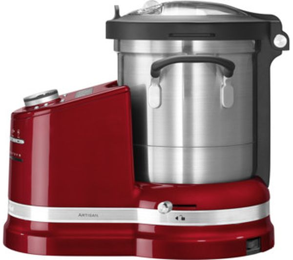 Cooks Brand Small Appliances ~ Buy kitchenaid artisan cook processor empire red free