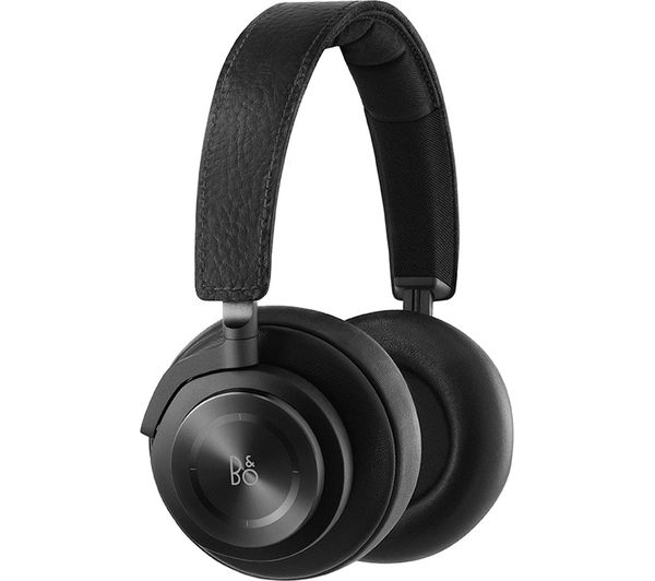 Image of B&O Beoplay H7 BO1643026 Wireless Bluetooth Headphones - Black