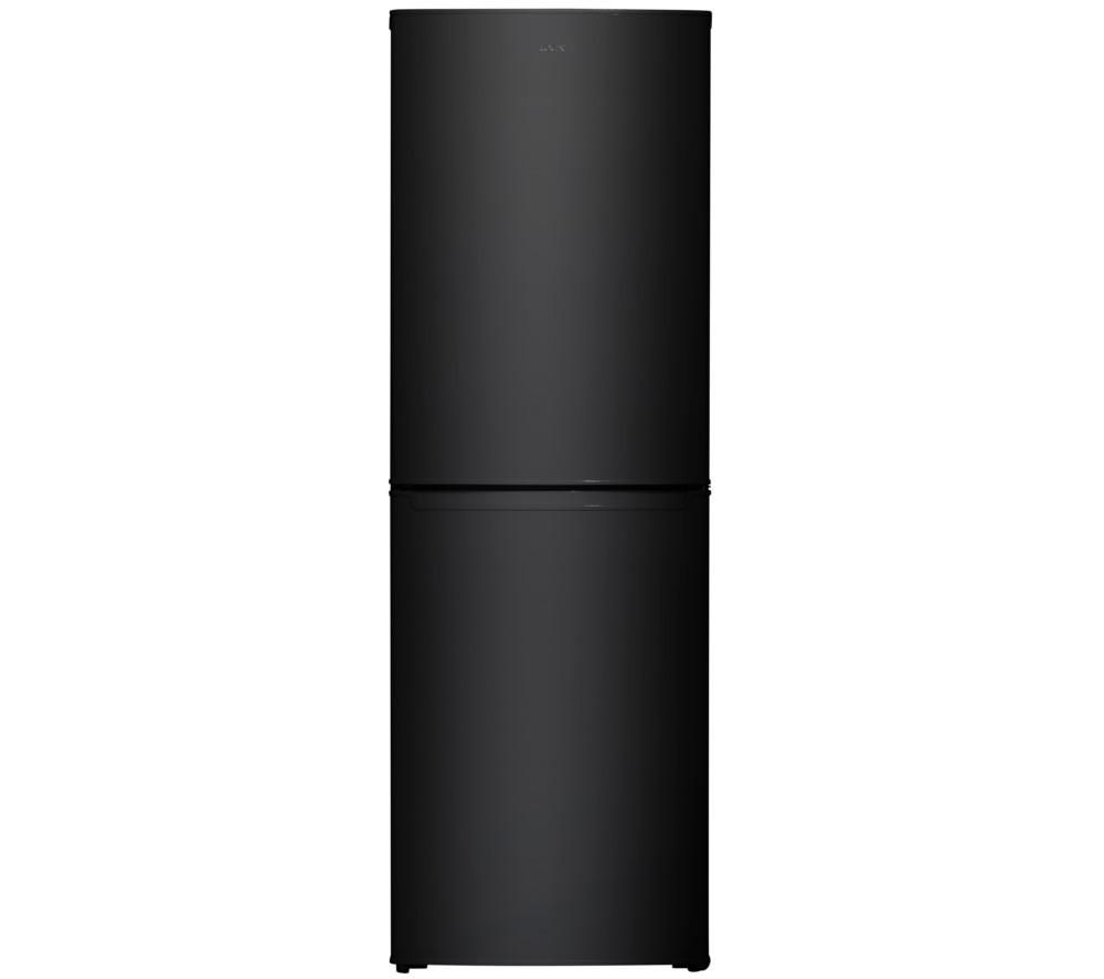 LOGIK LFC55B16 50/50 Fridge Freezer - Black