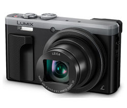 Lumix DMC-TZ80EB-S Superzoom Compact Camera - Silver