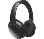 BOSE QuietComfort 35 Wireless Bluetooth Noise-Cancelling Headphones - Black