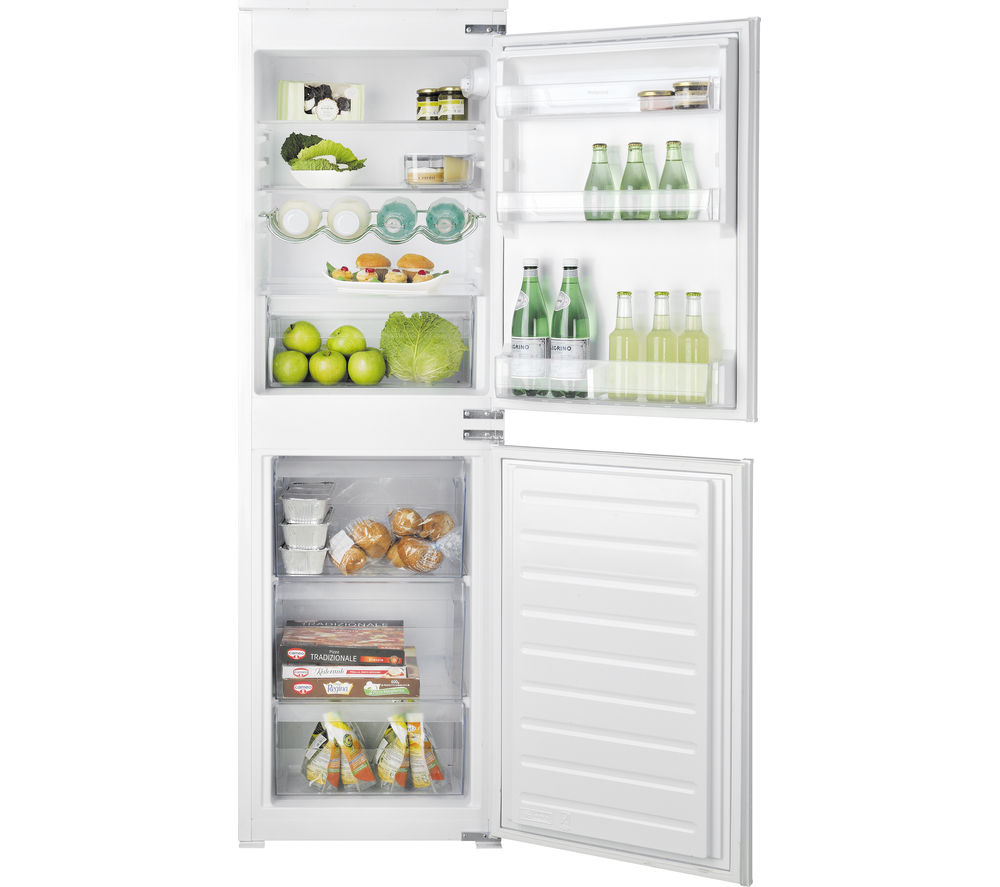 HOTPOINT HMCB 50501 AA Integrated 50/50 Fridge Freezer