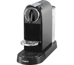NESPRESSO by Magimix CitiZ Coffee Machine - Black