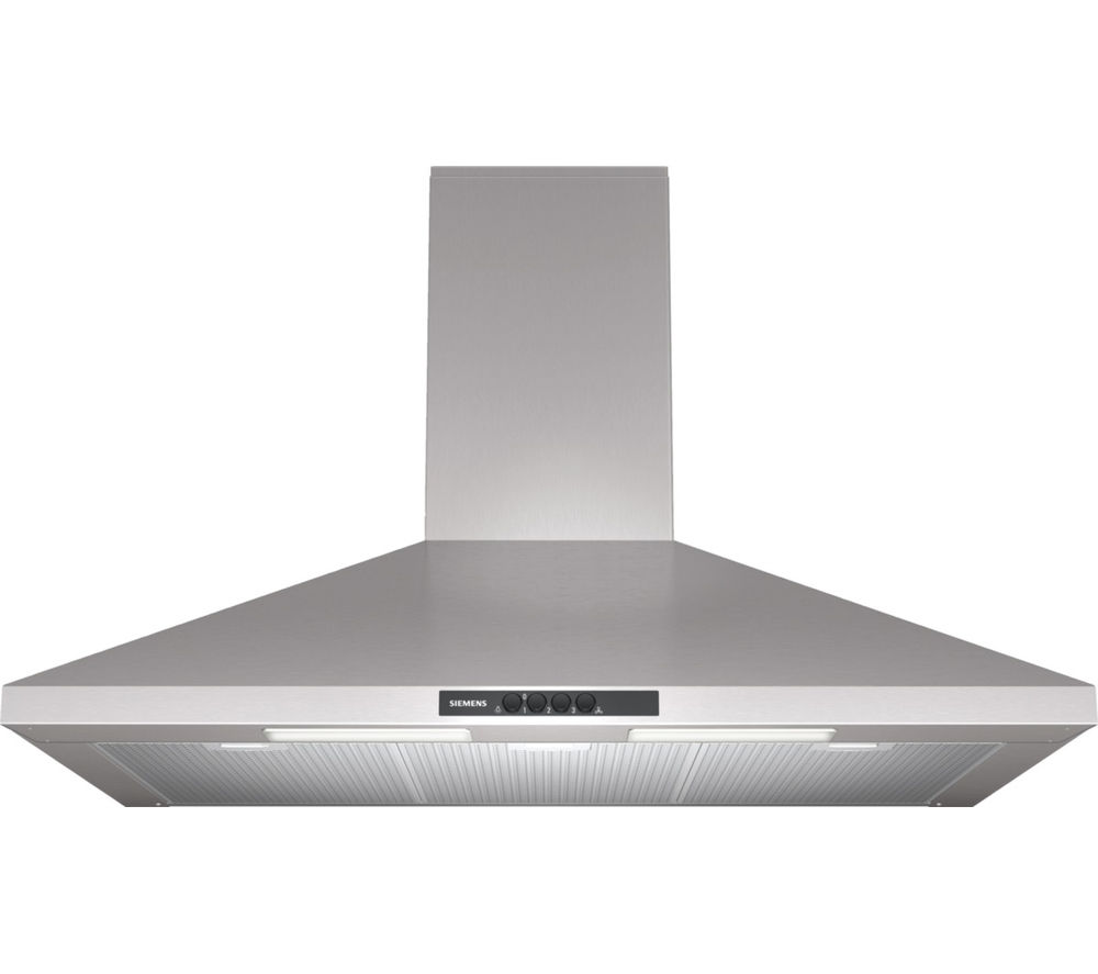 SIEMENS LC94WA521B Chimney Cooker Hood - Stainless Steel