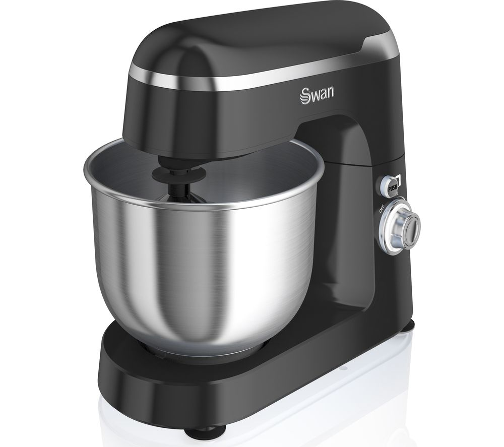 SWAN Retro SP25010BN Stand Mixer - Black