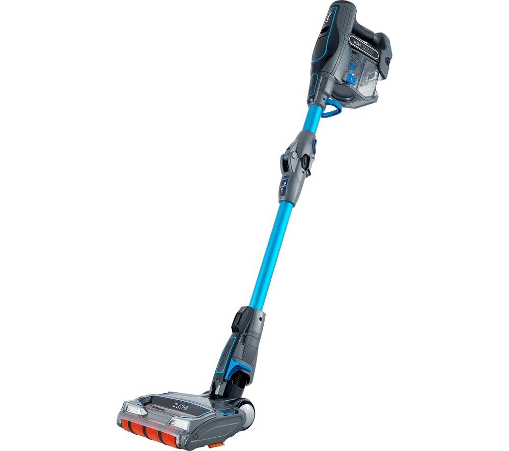 SHARK IF200UK Cordless Vacuum Cleaner with DuoClean & Flexology - Blue