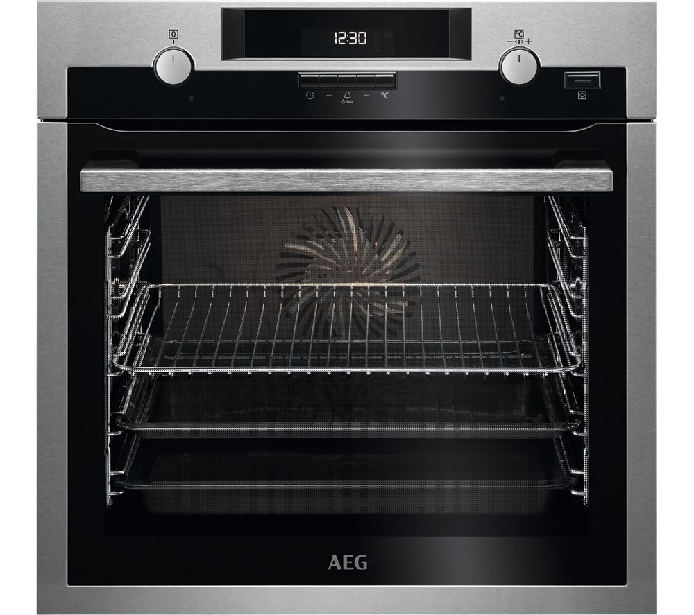 Oven Liners For Electric Ovens ~ Buy aeg steambake bcs m electric oven stainless