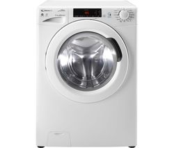 CANDY GCSW 485T NFC 8 kg Washer Dryer - White
