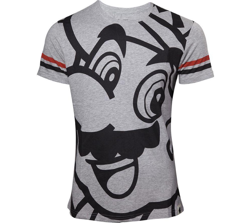 Compare prices for Mario Melange T-Shirt - Medium