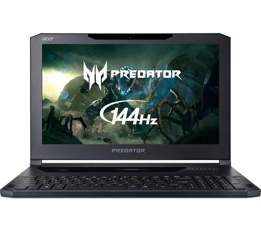 "ACER Predator Triton 700 15.6"" Intel® Core™ i7 GTX 1060 Gaming Laptop - 256 GB SSD x 2 + Office 365 Home - 1 year for 5 users + LiveSafe Premium 2018 - 1 year for unlimited devices"