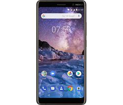 NOKIA 7 plus - 64 GB, Black