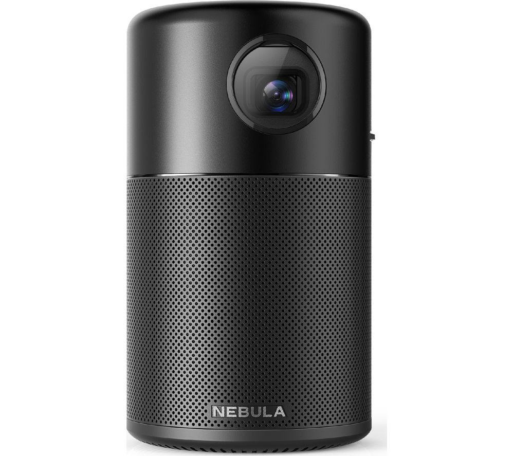 NEBULA Capsule Pocket Cinema Smart Mini Projector