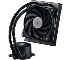 COOLERMASTER MasterLiquid Lite 120 CPU Cooler - White LED