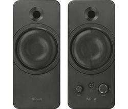 TRUST Zelos 2.0 Wireless PC Speakers - Black