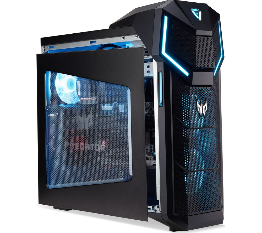 ACER Predator Orion 5000 Intel® Core™ i7+ GTX 1070 Gaming PC - 1 TB HDD & 256 GB SSD