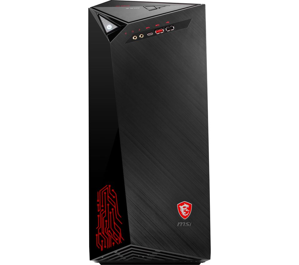 MSI Infinite 8RB Intel® Core i5 GTX 1050 Ti Gaming PC - 2 TB HDD