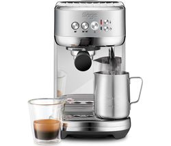 The Bambino Plus SES500BSS Coffee Machine - Stainless Steel