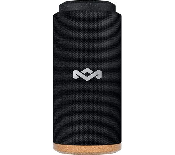 Image of HOUSE OF MARLEY No Bounds Sport EM-JA016-SB Portable Bluetooth Speaker - Black