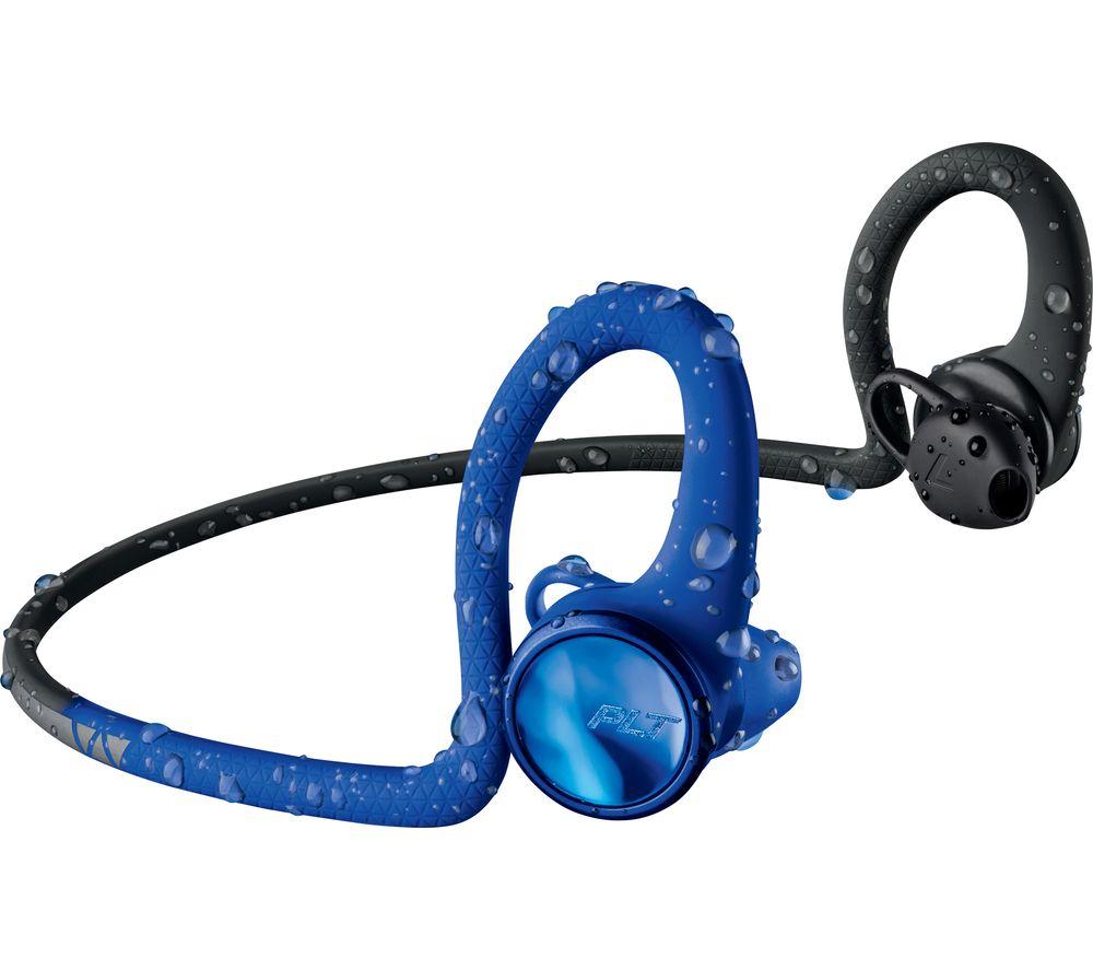PLANTRONICS BackBeat FIT 2100 Wireless Bluetooth Headphones - Blue