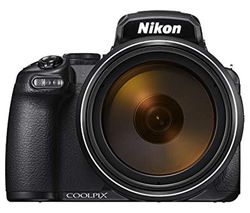 NIKON COOLPIX P1000 Bridge Camera - Black