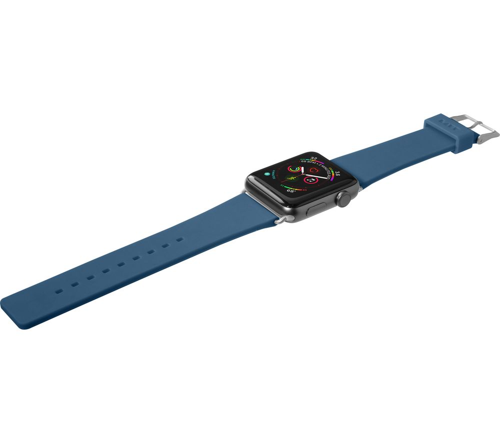 Image of LAUT Active 42-44 mm Apple Watch Strap - Dark Teal, Teal