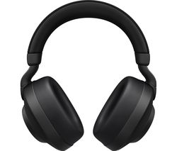 JABRA Elite 85H Wireless Bluetooth Noise-Cancelling Headphones - Titanium Black