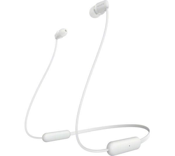 2b5230fc0f3 4548736099265 - SONY WI-C200 Wireless Bluetooth Earphones - White ...