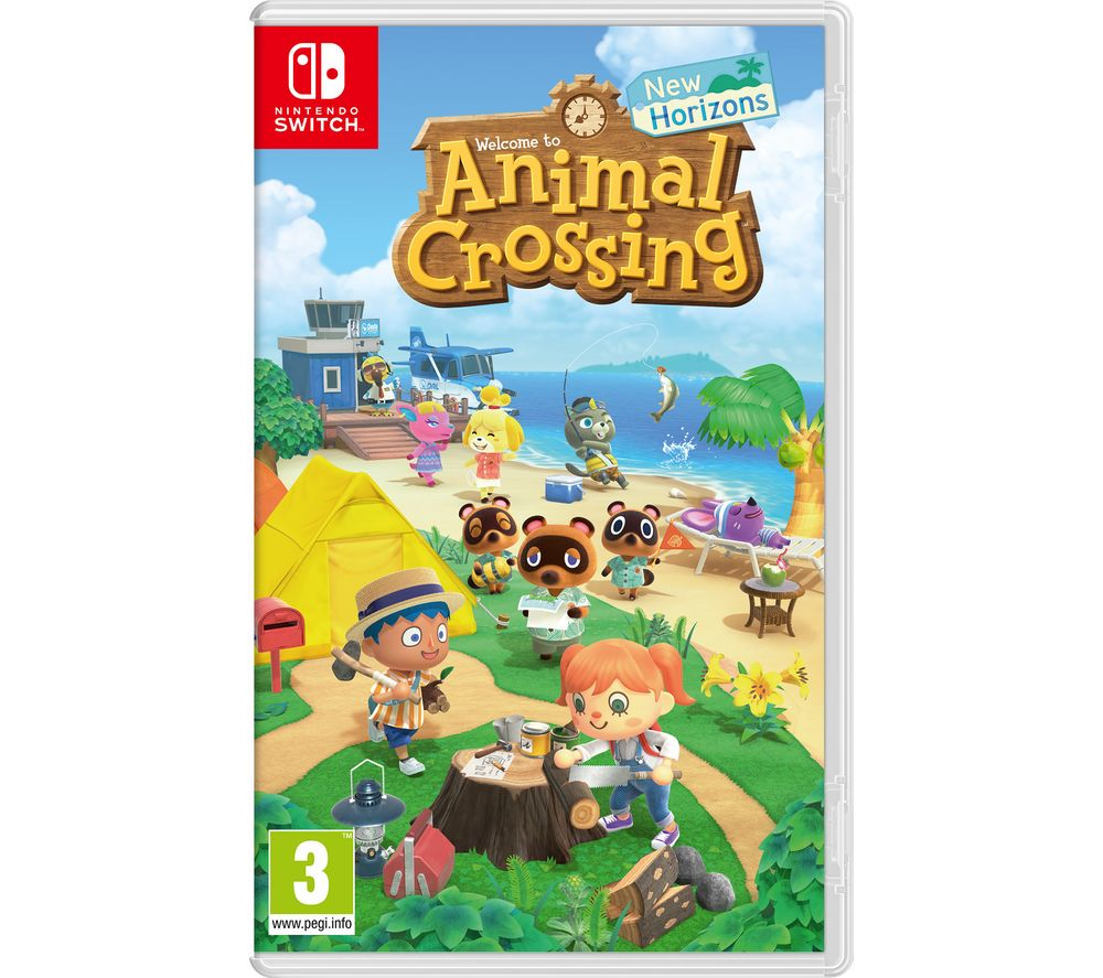 NINTENDO SWITCH Animal Crossing: New Horizons