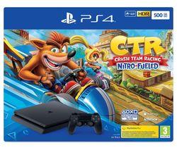 SONY PlayStation 4 with Crash Team Racing - 500 GB