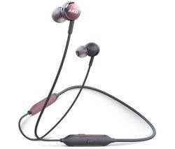 Y100 Wireless Bluetooth Earphones - Pink