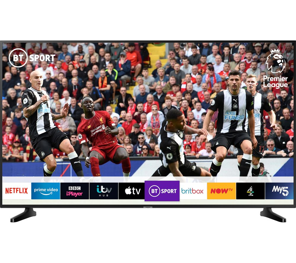 "Image of 50"" SAMSUNG UE50RU7020KXXU Smart 4K Ultra HD HDR LED TV"
