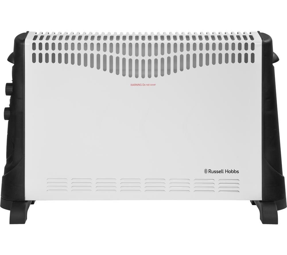 RHCVH4001 Portable Convector Heater - Black & White, Black