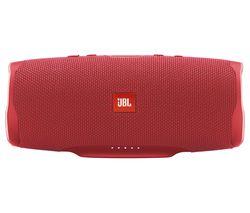 JBL Charge 4 Portable Speaker - Fiesta Red