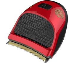 Manchester United Edition HC4255 QuickCut Hair Clipper - Black & Red