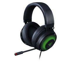 Kraken Ultimate Gaming Headset - Black