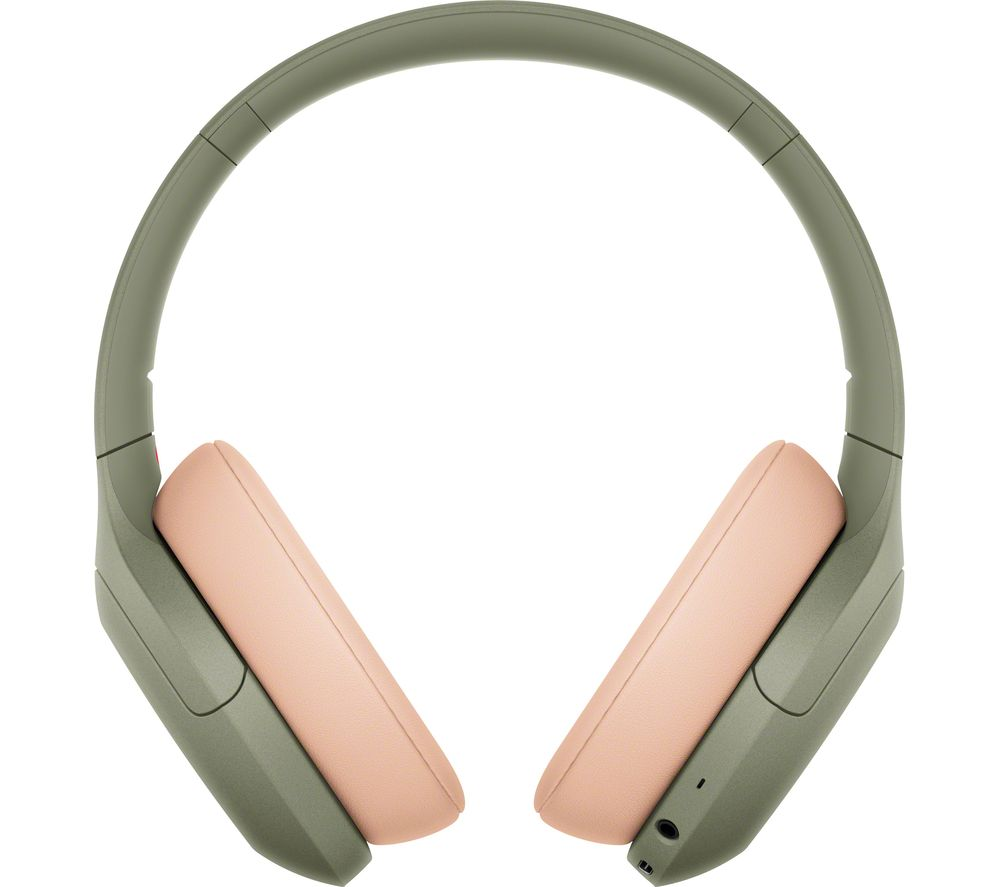 SONY WH-H910 Wireless Bluetooth Noise-Cancelling Headphones -  Ash Green
