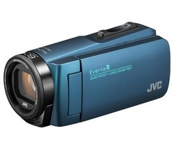 Everio R GZ-R495AEK Camcorder - Blue