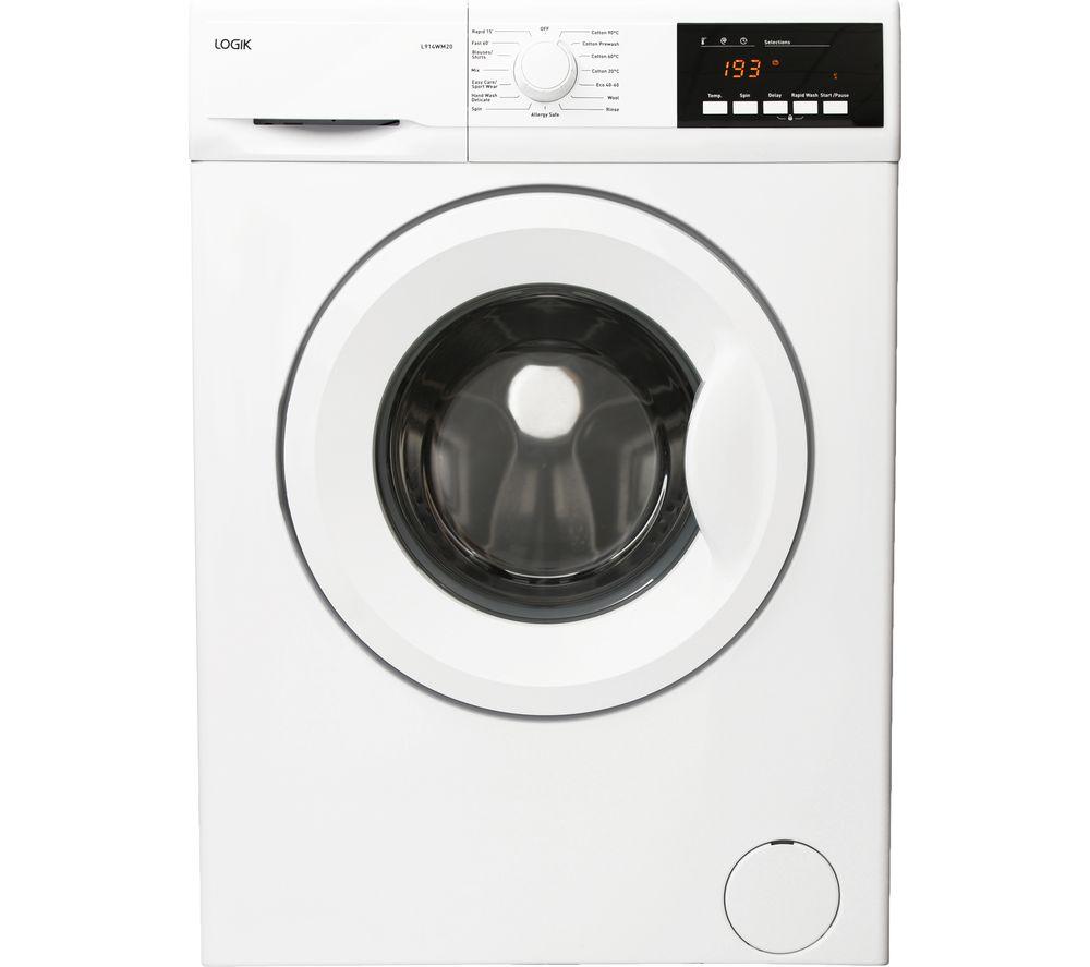LOGIK L914WM20 9 kg 1400 Spin Washing Machine - White